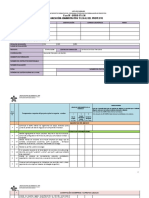 LISTA DE CHEQUEO- Fyevproy Fase 4. ANÁLISIS ORGANIZACIONAL Y ADMINISTRATIVO PROY vr 3 prueba piloto