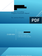school report portfolio powerpoint edit