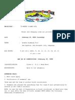 Meet Info Feb 22 2020