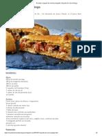 Receitas e lugares do mundo português_ Empada de Carne Galega