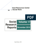 Analysis of professional competencies in social services supervision