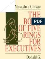 Book of 5 Rings for Executives