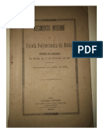 Regimento Interno de 1920