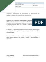 Actividad Elaboración del documento de metodología de análisis y gestión de riesgos de una organización - Yony Coyla (1)