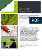 Brochure Archidata