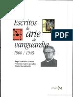 Escritos_de_Arte_de_Vanguardia_1900_1945