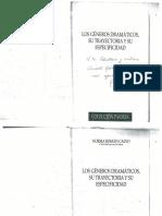 Los géneros dramáticos, su trayectoria y su especificidad.pdf