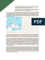 El núcleo urbano de Cartagena de Indias fue establecido en el antiguo lugar del poblado calamarí.docx
