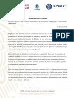Monografia Sobre Glifosato y su impacto en la Salud Humana