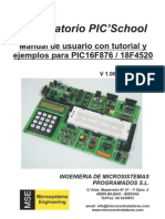 Manual de Usuario PIC School