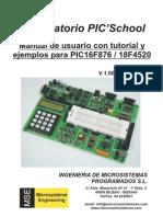 Manual de Usuario PIC School
