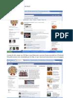 Federacion Peruana de Golf y el social media