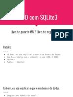 Live de Python #8(1)