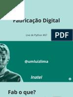 Live de Python #67