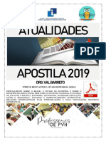 0 - ATUALIDADES - PDF APOSTILA 2019