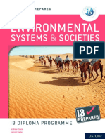 Environmental Systems and Societies - IB Prepared - Davis and Nagle - Oxford 2020