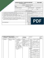 PCA_PROGRAMACION Y BASE DE DATOS II  2019-2020