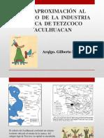 Aproximación a la litica de Texcoco