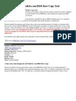 Cómo clonar un Pendrive con HDD Raw Copy Tool
