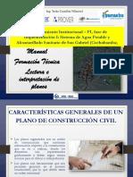 Manual de lectura e interpretación de planos SAP y SAS