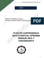 Dengue zika y chicuguya
