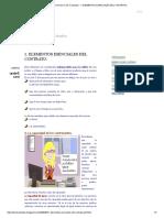Derecho Civil_ Contratos_ 1. ELEMENTOS ESENCIALES DEL CONTRATO_