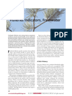 Fisheries Indicators, Freshwater