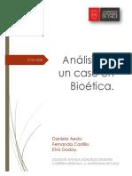Trabajo bioetica