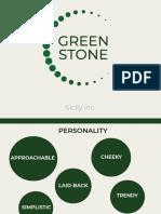 GREEN STONE CBD