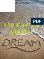 120 Facts About Dream - D. K. Olukoya