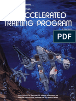 Robotech - Adventures - Accelerated Training Program - PAL555P