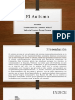 Autismo, Comunicación y Educación Especial