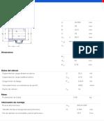 Rodamientos de inserción-YEL 209-111-2F