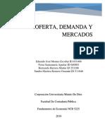 taller 2 de microeconomia
