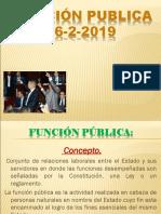 5.FUNCION PUBLICA