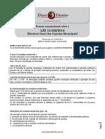 lei-13-022-estatuto geral-das-guardas-municipais - Esquematizado