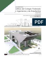 Edificio del CFIA