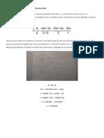Actividad 1 Unidad 2. Elementos de una recta
