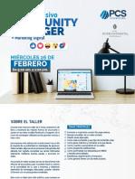 PDF TALLER COMMUNITY feb
