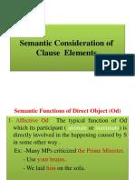 Od-semanticconsiderationofclauseelements