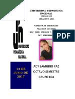 REPORTE OCTAVO SEMESTRE.docx