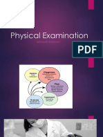 clinical examinations of dental patients