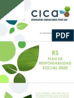 Plan de Responsabilidad Social -2020