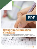 Brand-Transformation-Checklist