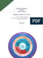 El modelo pedagógico del EEES