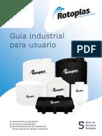GUIA DE USUARIO INDUSTRIAL ROTOPLAS