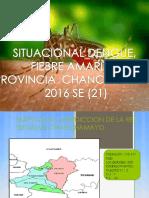 DENGUE SALA - CHANCHAMAYO 2016.pptx  SE 21.pptx municipalidad