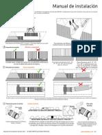 Mini Manual de Instalacion  Tododren 2020