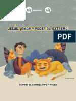 Semana de Evangelismo y Poder 2020 SEA UMN (Sample)