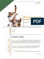 Working Hard - Activity